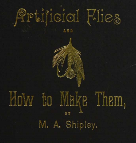 "Front cover of ""Artificial flies and how to make them"""