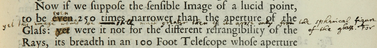 Page 73. Newton, Isaac, Samuel Smith, and Benjamin Walford. 1704. Opticks, or, A treatise of the reflexions, refractions, inflexions and colours of light: also two treatises of the species and magnitude of curvilinear figures. London: Printed for Sam. Smith, and Benj. Walford, printers to the Royal Society, at the Prince's Arms in St. Paul's Church-yard. McGill University Library Rare Books & Special Collections.