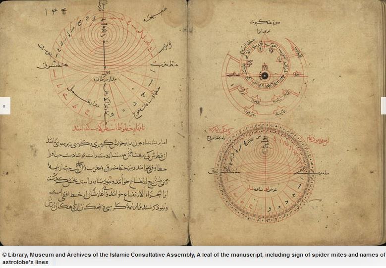 Al Tafhim Li Awail Sanaat Al Tanjim The Book Of Instruction In