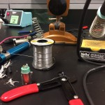 Soldering XLR cables