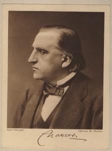 Jean-Martin Charcot. Portrait by Pierre Petit from the Osler Library Prints Collection, OP000262.