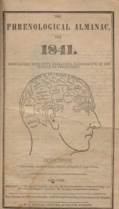 The phrenological almanac of 1842
