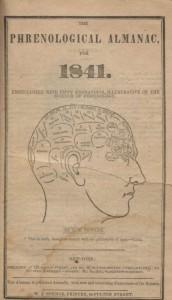 The phrenological almanac of 1842