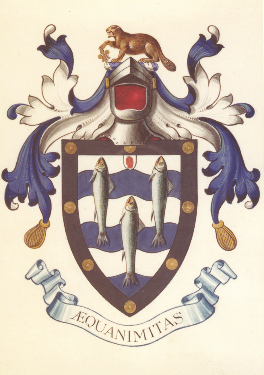 Space Coat Of Arms Osler s coat of arms