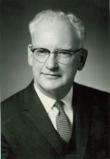 Dr. Edward H. Bensley (1906-1995)
