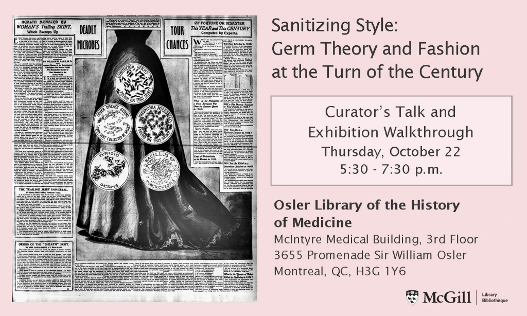 Sanitizing Style Curator Talk Invite