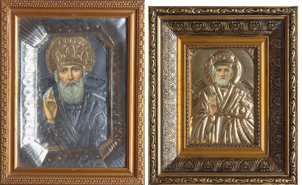 Two St Nicholas