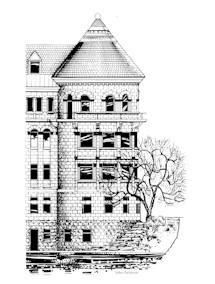 Schulich Library sketch