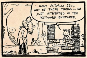keyword exposure