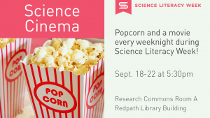 Science Cinema